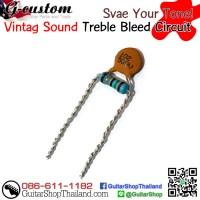 โวลุ่ม Vintage Treble Bleed 102K/150K