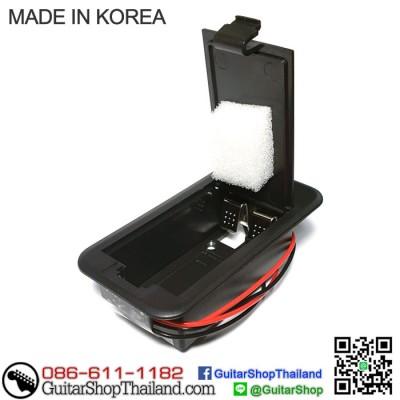 กล่องแบตเตอรี่ 9Volt Made in Korea