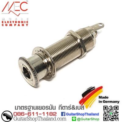 แจ็คหลอด MEC® 3Pole Barrel Stereo