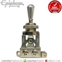 สวิตซ์กีตาร์ Epiphone®3Way Nickel Metal Tip