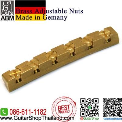 นัททองเหลืองปรับความสูง Strat® Style ABM