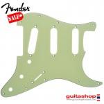 ปิคการ์ด Fender Strat® SSS 3Ply Mint Green