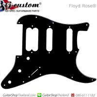 ปิ๊กการ์ด FloydRose®HSS 11Hole 3Ply Black