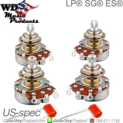 ชุดพอท WD®500KA US-Spec 4Pots