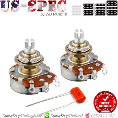ชุดพอท WD®500KA US-Spec 2Pots