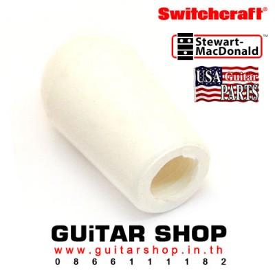 จุกสวิตซ์กีตาร์ Switchcraft® White