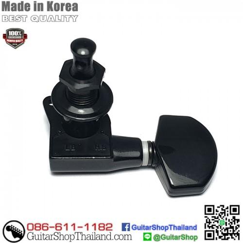 ลูกบิดกีตาร์ 3L+3R Made in Korea