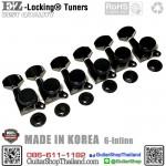 ลูกบิดล็อคสาย EZ-LOK® JN-07SP-6R Black Set