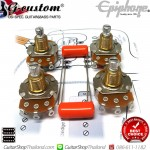 ชุดพอทกีตาร์ Epiphone®500K Standard Pots