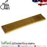 """ใบกดเฟรตทองเหลือง USA Luthier Tools 16"""""""