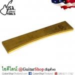 """ใบกดเฟรตทองเหลือง USA Luthier Tools 6"""""""