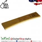 """ใบกดเฟรตทองเหลือง USA Luthier Tools 7.25"""""""