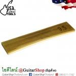 """ใบกดเฟรตทองเหลือง USA Luthier Tools 9.5"""""""