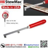 """เลื่อยแต่งร่องเฟรต 0.025"""" Stew-Mac USA"""