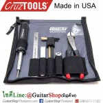 ชุดเครื่องมือปรับแต่งกีตาร์และเบส CruzTools GrooveTech
