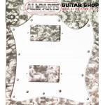 ปิ๊กการ์ด SG Standard Allparts White