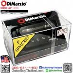 ปิ๊กอัพ DiMarzio® Crunch Lab™ DP228BK