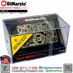 ปิ๊กอัพ DiMarzio® Steve Vai Dark Matter™ 2 Bridge DP268F