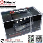 ปิ๊กอัพ DiMarzio® True Velvet™ T Bridge DP178BK Tele