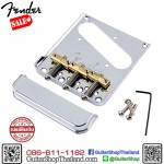 หย่องเทเล Fender American Pro Tele 3-Saddle Chrome