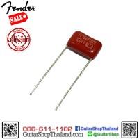 คาปา Fender® USA Strat/Tele/Bass .1µF Poly Tone IC MSR 104K