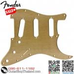 ปิ๊กการ์ด Fender Strat® SSS 11Hole 1Ply Aluminium
