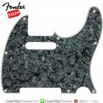 ปิ๊กการ์ด Fender Tele® Standard 4Ply Black Pearl