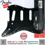 ปิ๊กการ์ด Fender Strat® SSS 11hole 3Ply Black