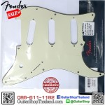 ปิ๊กการ์ด Fender Strat® SSS 11hole 3Ply Mint Green