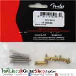 แซดเดิล Fender Pure Vintage '52 Telecaster® Brass