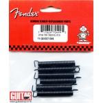 สปริงหย่อง Fender®Black Oxide USA Set