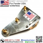 ชุดวงจรกีตาร์ Fender SSS Solderless STRAT-US