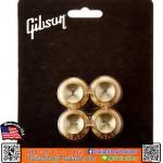 ฝาโวลุ่มโทน Gibson® Tophat Knobs Gold/Gold