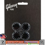ฝาโวลุ่มโทน Gibson® Speed Knobs Black