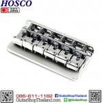 หย่อง Hosco T105 String-through hardatil bridge