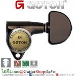 ลูกบิดล็อคสาย GOTOH® 3+3 SG301MG-T-20CK