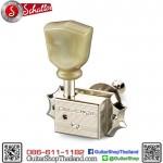 ลูกบิด Schaller® Original G-Series Keystone Nickel