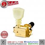 ลูกบิดล็อคสาย Schaller® Keystone Lock 3L+3R Gold