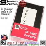 ปิ๊กอัพ Seymour Duncan® 59 SH-1Neck Nickel(ตัดคอยล์ได้)