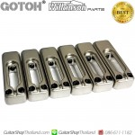 แซดเดิล Gotoh/Wilkinson Nickel Satin Set