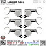 ลูกบิดล็อคสาย EZ-LOK® JN-07SP-R3+L3 Chrome Set